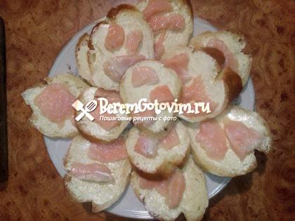 Бутерброды готовы