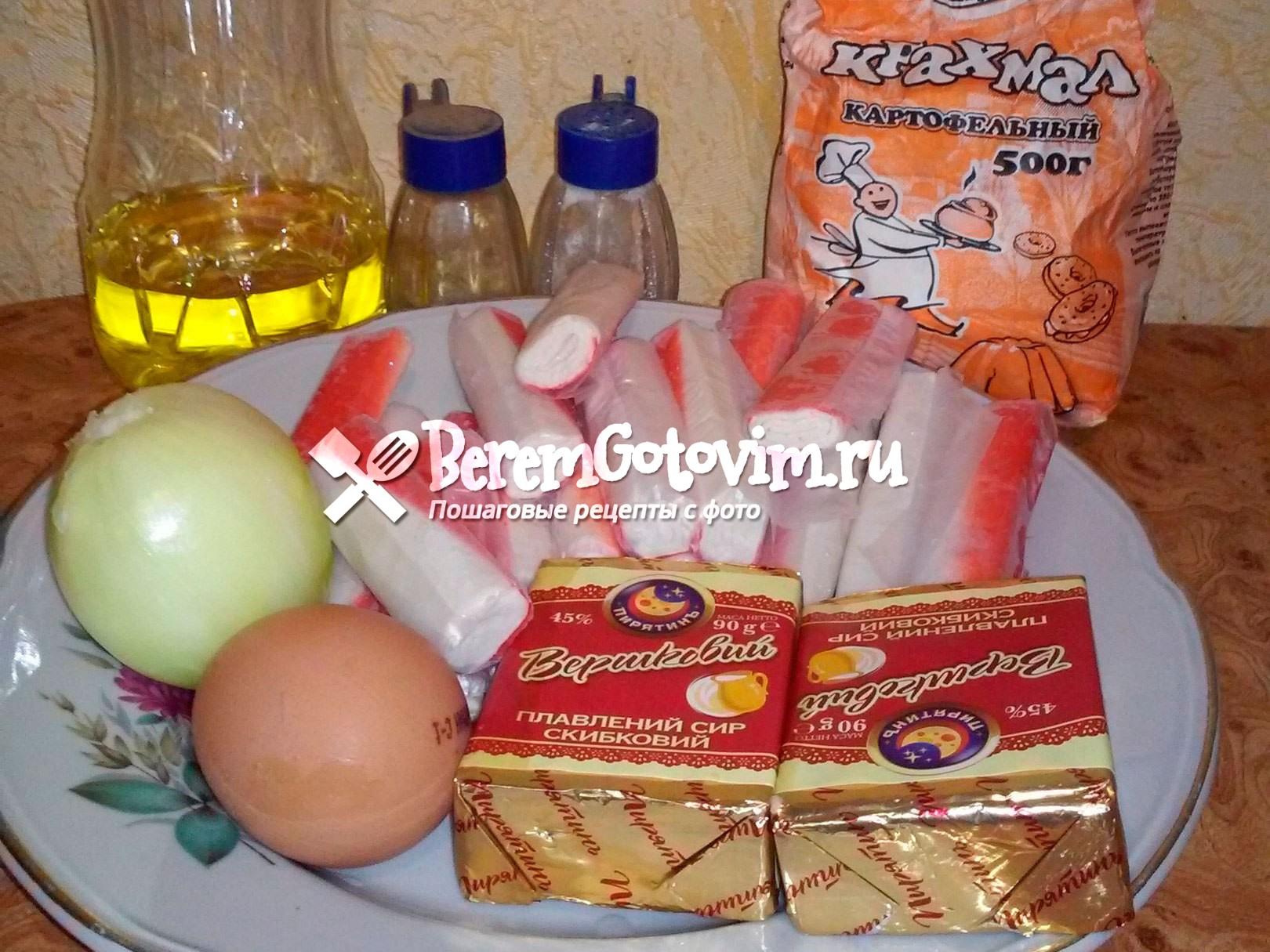 ингредиенты-для-котлет-из-крабовых-палочек