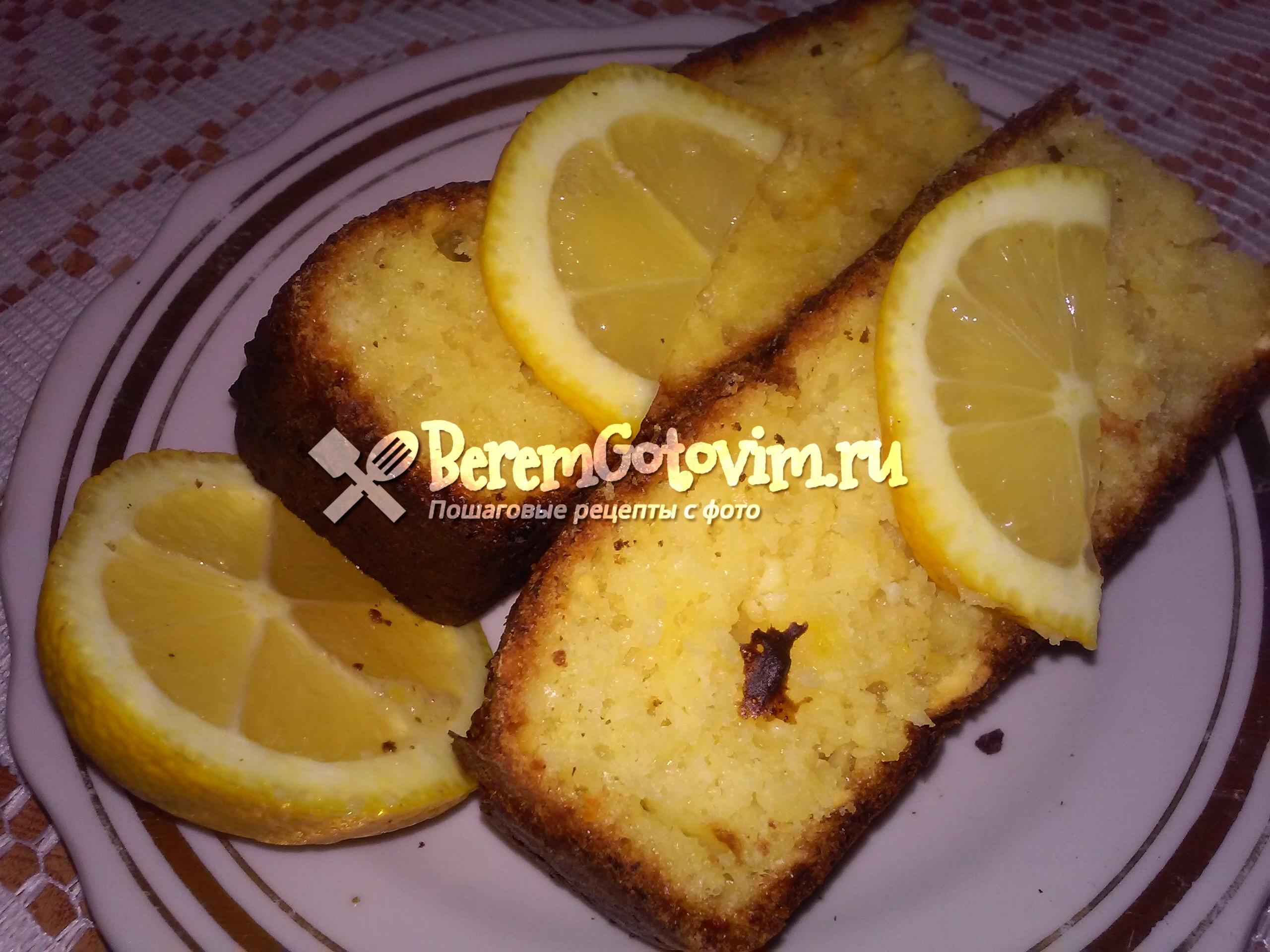 С лимона рецепты пошагово с