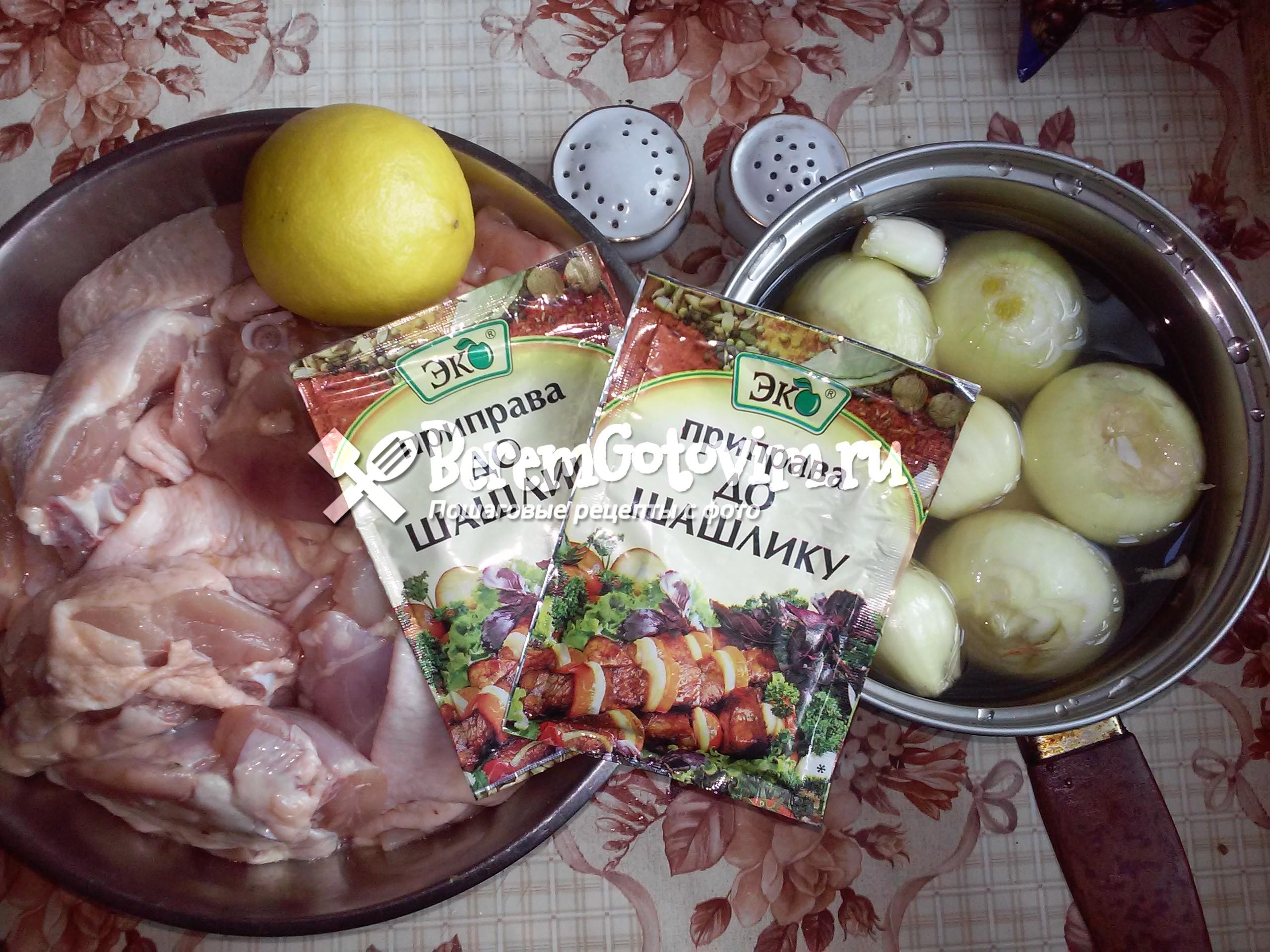 ингредиенты-для-Шашлыка-из-курицы-с-луком