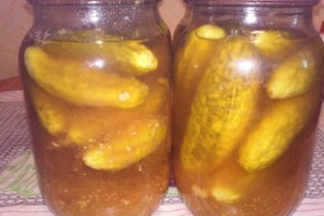 Хрустящие огурцы с кетчупом чили