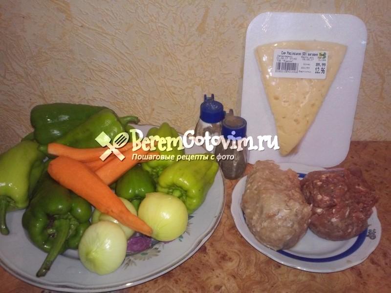 ингредиенты-для-перцев-с-фаршем-в-духовке.