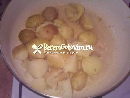 обжариваем-картофель-на-масле