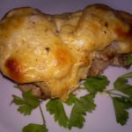Мясо по-французски из свинины