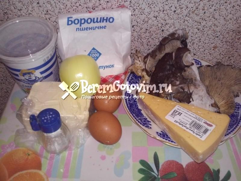 ингредиенты-для-заливного-пирога-с-грибами