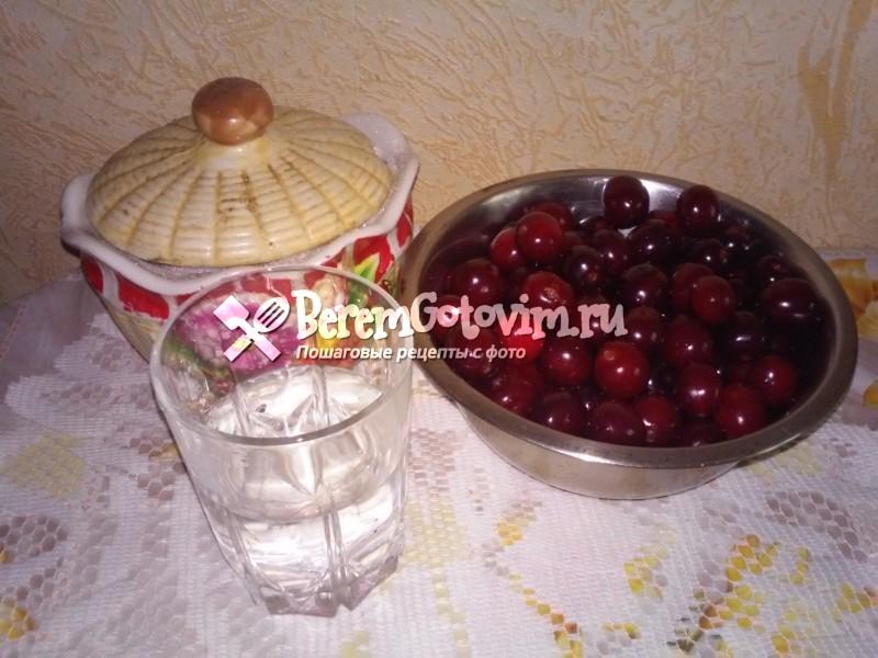 ингредиенты-для-варенья-из-вишни-без-косточек