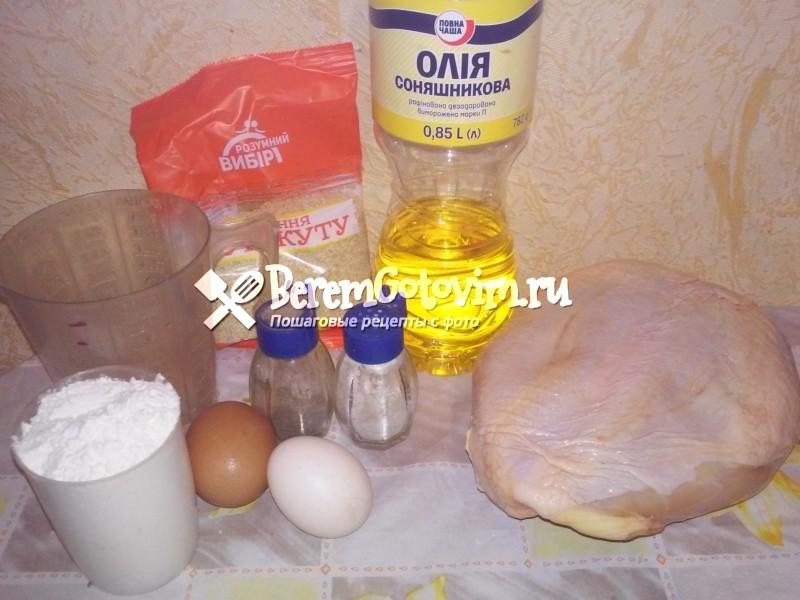 ингредиенты-для-куриных-палочек-в-кляре-с-кунжутом