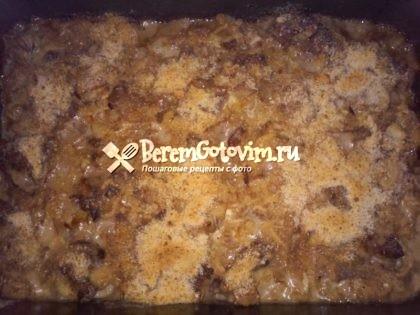 запекать-печень-с-грибами-20-минут