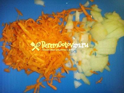 измельчаем-овощи