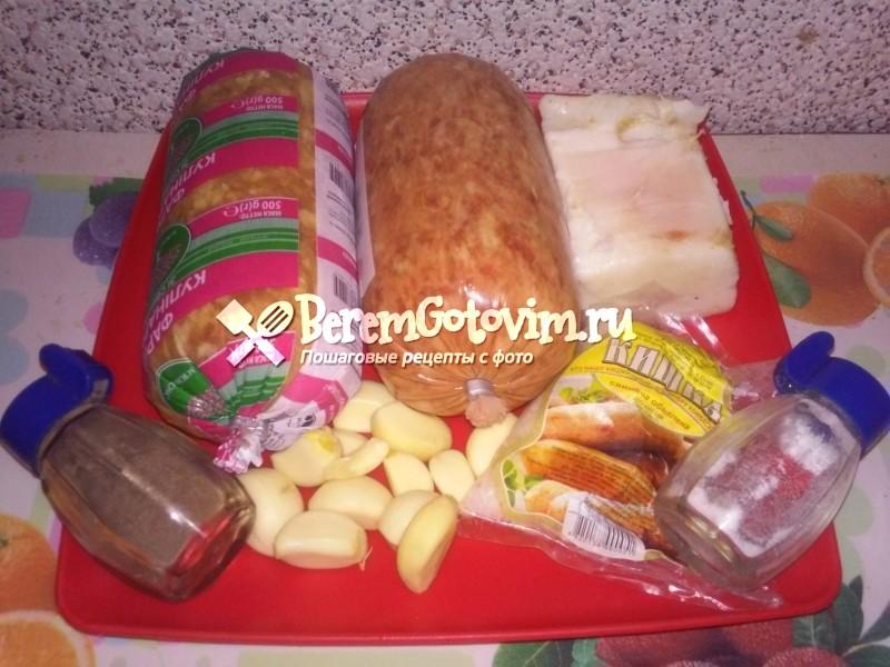 ингредиенты-для-домашних-колбасок-в-кишке