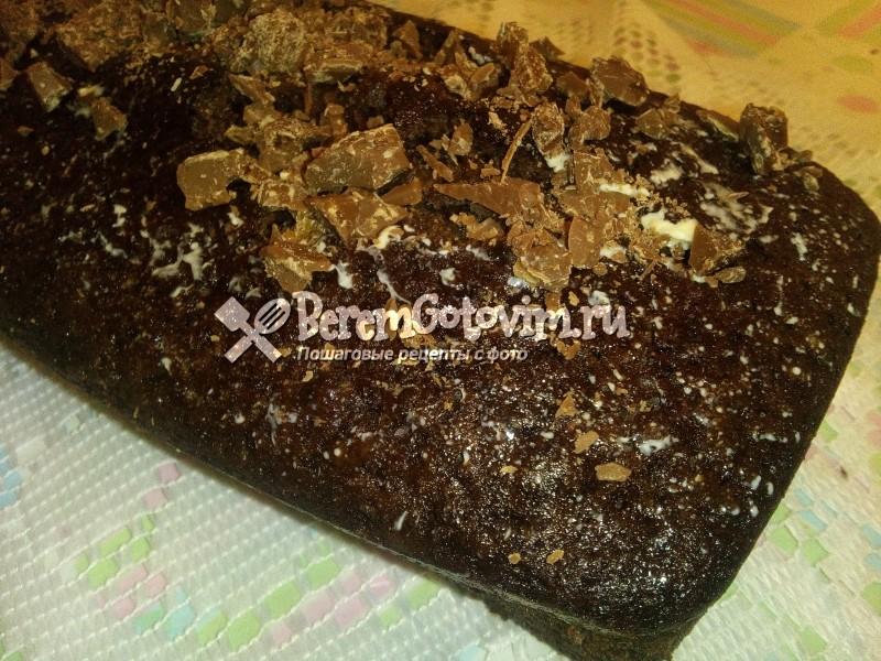 Супер влажный шоколадный пирог