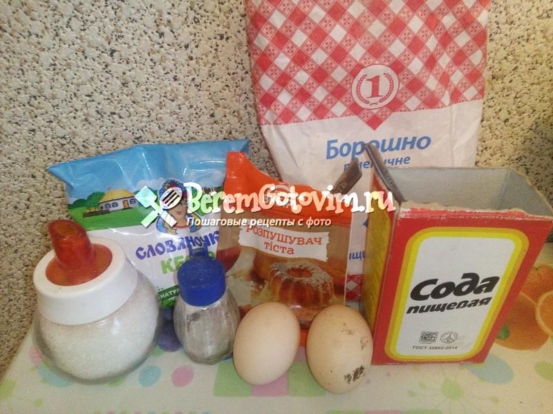 ингредиенты-для-пышных-оладий-на-кефире