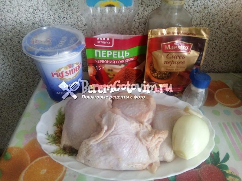 ингредиенты-для-куриных-бедер-барбекю