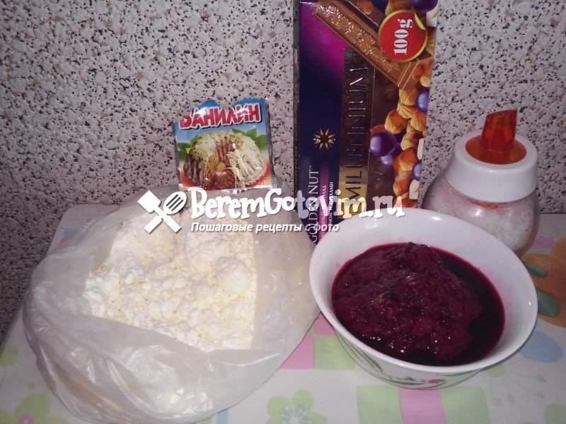 ингредиенты-для-творожно-малинового-десерта.