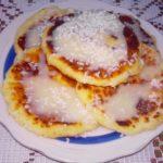 Кокосовые сырники на завтрак