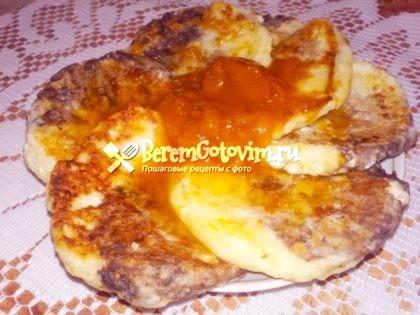 Сырники «День и ночь»