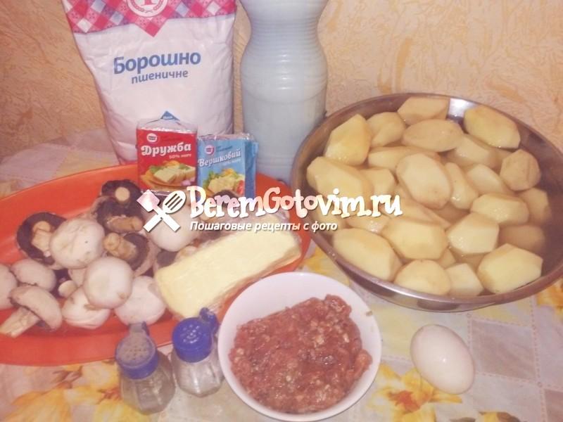 ингредиенты-для-картофельной-запеканки-с-фрикадельками