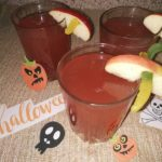 Отравленный яблочный пунш на Хэллоуин